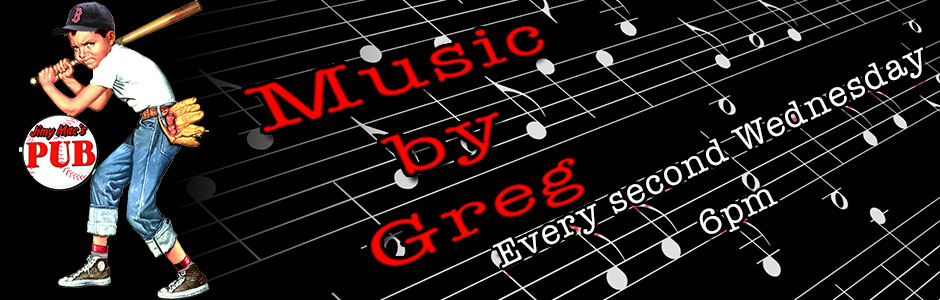 Music by Greg